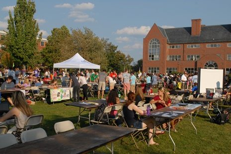 The Fall Student Organizations Fair is Coming!